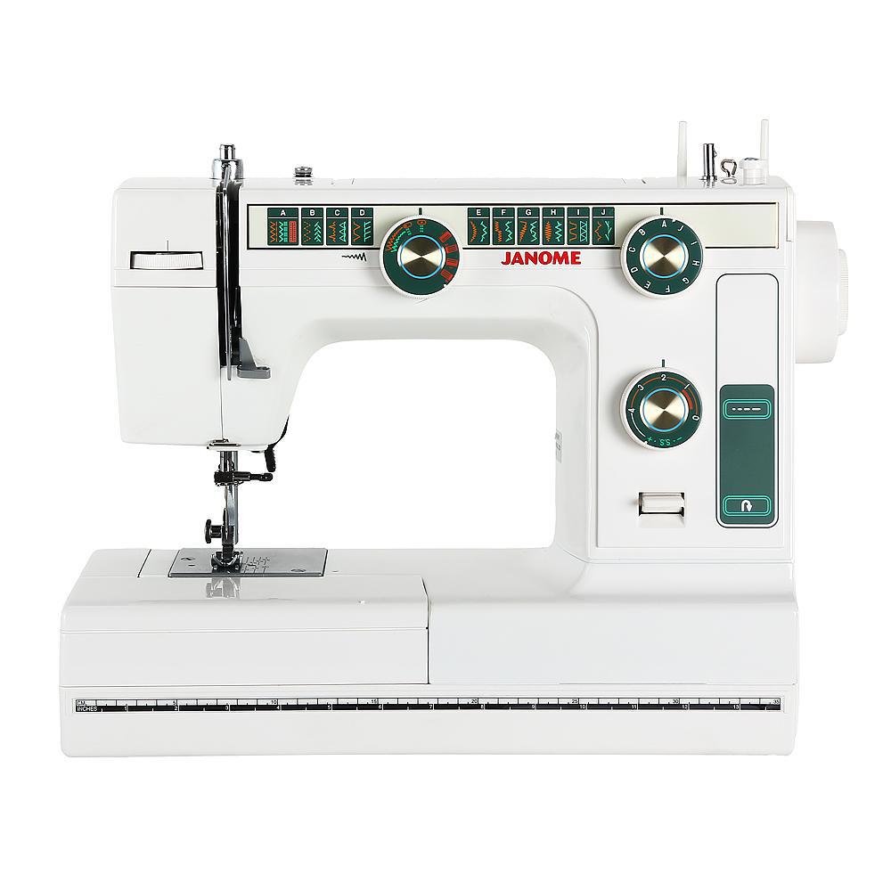 394 швейная инструкция janome l машина