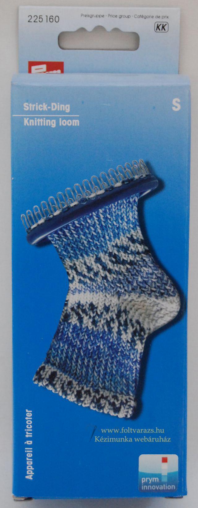 225160 Prym Приспособление для вязания носков SПрочие<br>225160 Prym Приспособление для вязания носков S<br>