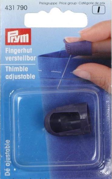 431790 Prym Наперсток для длинных ногтейДля шитья, пэчворка<br>431790 Prym Наперсток для длинных ногтей<br>