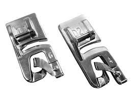 200326001 Лапка для подрубки 4мм и 6мм (2шт)Горизонтальный челнок<br>200326001 Лапка для подрубки 4мм и 6мм (2шт)<br>
