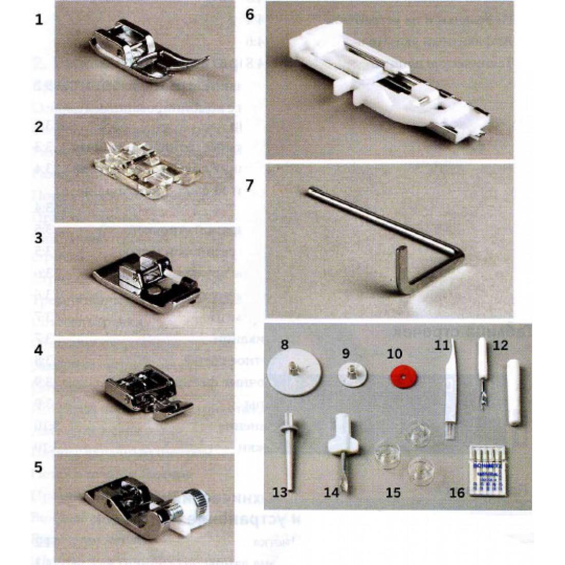 Как сделать на машине петли