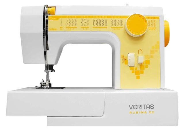 Veritas RUBINA 20Veritas<br>Швейная машина Veritas RUBINA 20<br>
