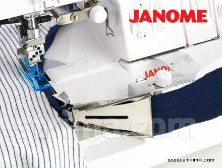 200813000 Устройство дл косой бейки с винтом к J 1200, F 9000Лапки к оверлокам Janome<br>200813000 Устройство дл косой бейки с винтом к J 1200, F 9000<br>