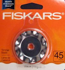 9533 Диск - Волна для кроя 45 ммFiskars<br>9533 Диск - Волна для кроя 45 мм<br>
