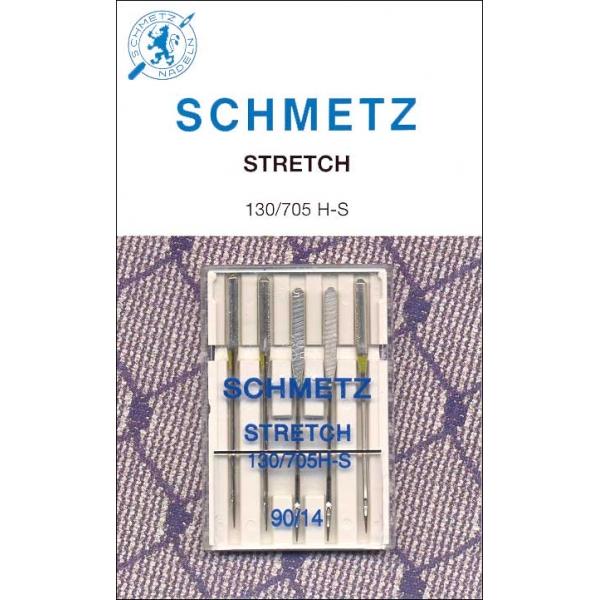 Игла SCHMETZ стрейч ( 5х90 )Schmetz<br>Игла SCHMETZ стрейч ( 5х90 )<br>
