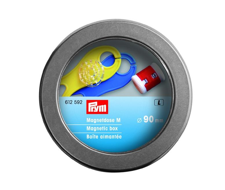 612592 Prym Магнитный бокс d 90ммДля шитья, пэчворка<br><br>