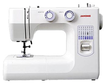 Janome 943Janome<br>Швейная машина Janome 943. 4 строчки.<br>