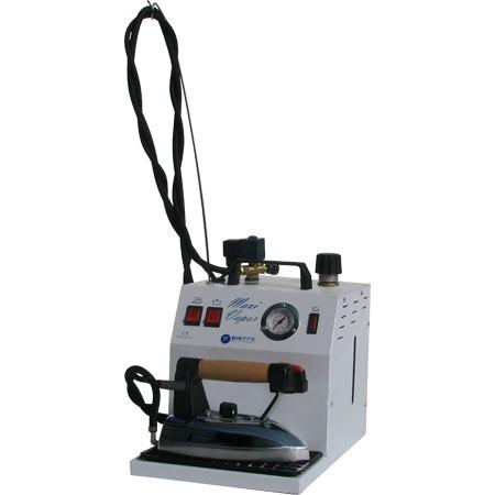 BIEFFE  BF003CE   Парогенератор  3,5 литра, (хром), с утюгом 1,8 кг, с регул. кол-ва параBIEFFE<br>Парогенератор с утюгом. Компактный размер.<br>