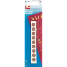 611247 Prym Противоскользящие накладки для линеек, 36 шт. в блистереДля измерения и маркировки<br>611247 Prym Противоскользящие накладки для линеек, 36 шт. в блистере<br>