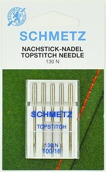 Игла SCHMETZ для отстрачивания №100 (5 шт)Schmetz<br><br>