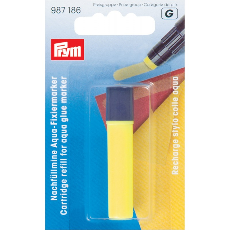 987186 Prym Запасной блок к аква-маркеру (987185)Для измерения и маркировки<br>987186 Prym Запасной блок к аква-маркеру (987185)<br>