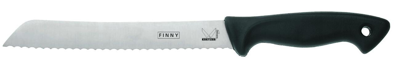 74318 Нож FINNY MESSER для хлеба 7Kretzer<br>74318 Нож FINNY MESSER для хлеба 7<br>