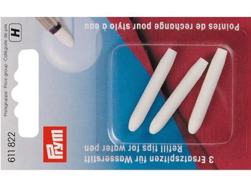 611822 Prym Запасные наконечники для водяного карандашаДля измерения и маркировки<br>611822 Prym Запасные наконечники для водяного карандаша<br>