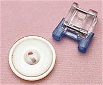 200136002 Лапка для пришивания пуговицГоризонтальный челнок<br>200136002 Лапка для пришивания пуговиц<br>
