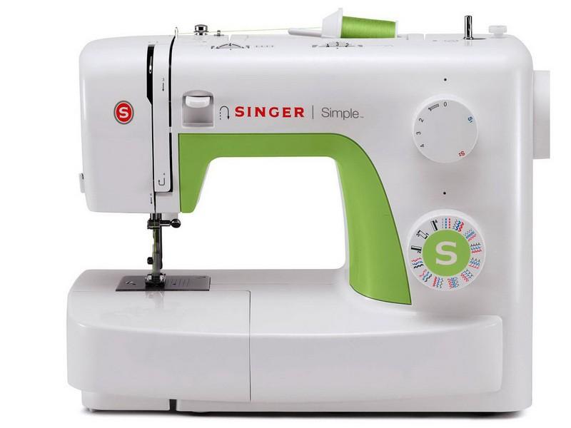 Singer 3229 SimpleSinger<br>29 строчек, петля в полуавтоматическом режиме, в комплекте 4 лапки, чехол мягкий. Челнок - вертикальный.<br>