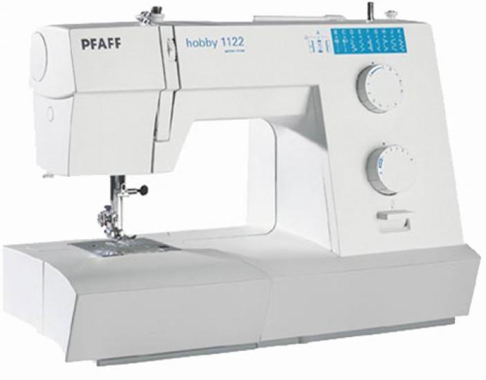 PFAFF HOBBY 1122PFAFF<br>Швейная PFAFF Hobby 1122 машина от немецкой фирмы PFAFF - идеальное решение для тех людей, которые ищут надежную швейную машину от известного европейского бренда по разумной цене!<br>
