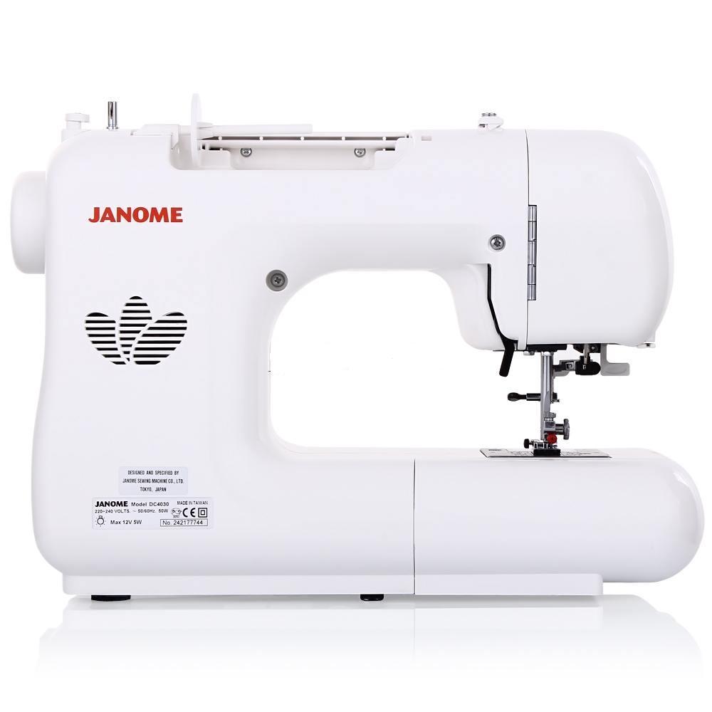 Швейная машина Aurora Style 50 белый красный