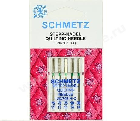 Игла SCHMETZ квилтинг ( 3х75, 2х90 )Schmetz<br><br>