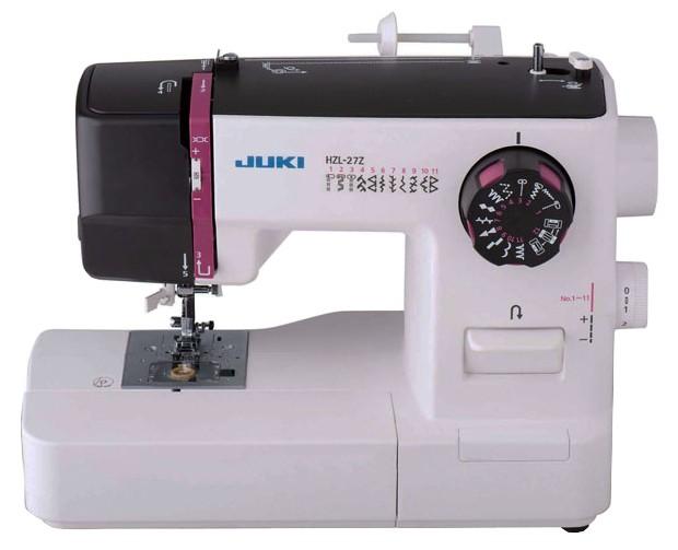 JUKI HZL 27zJuki<br>Швейная машина. 21 операция. Петля-полуавтомат. Нитевдевающее устройство.<br>