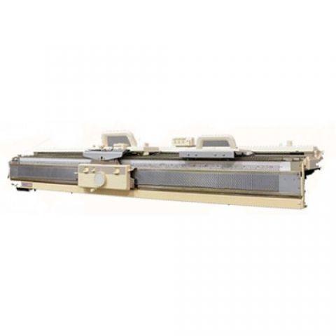 Вязальная машина Hobby KH868/KR850 (комплект)Hobby<br>Перфокарточная вязальная машина 5-го класса. 200 игл, рапорт рисунка - 24 иглы.<br>