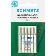 Игла SCHMETZ для отстрачивания № 80 (5 шт)Schmetz<br><br>