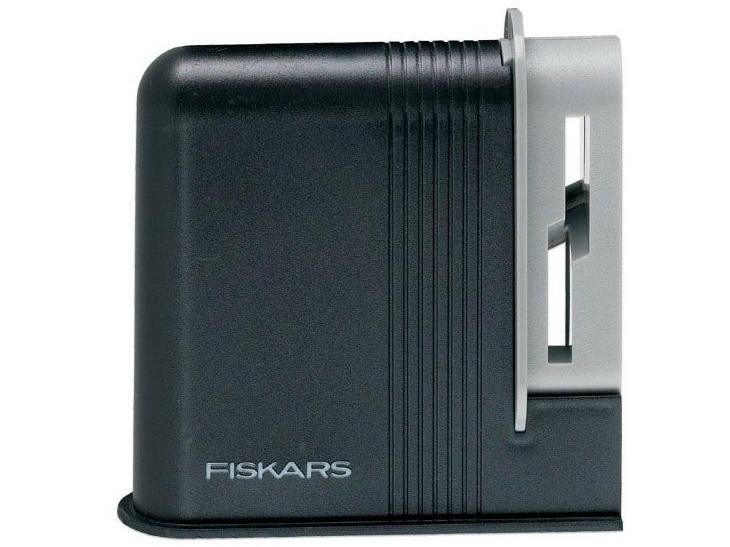 859600 Устр-во для заточки ножниц (черное)Fiskars<br>859600 Устр-во для заточки ножниц (черное)<br>
