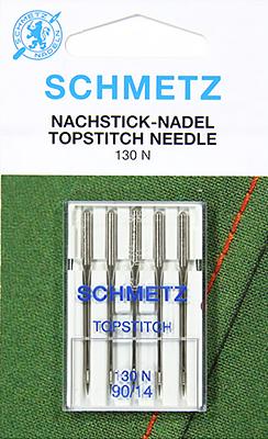 Игла SCHMETZ для отстрачивания № 90 (5 шт)Schmetz<br><br>