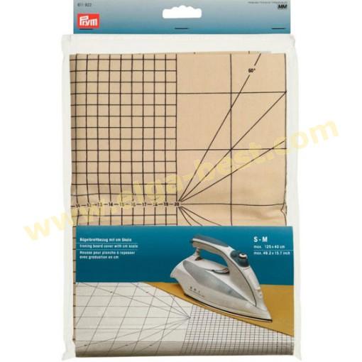 611922 Prym Чехол для гладильной доски с сантиметровой шкалой S-M