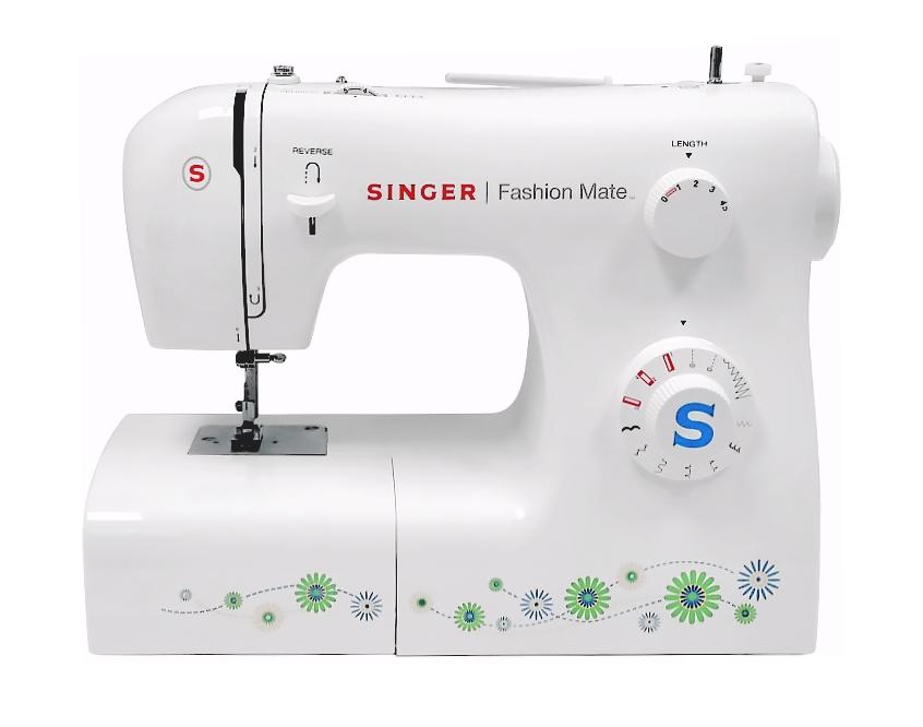 Singer 2290 Fashion MateSinger<br>Швейная машина Singer 2290 Fashion Mate. 8 строчек, петля в режиме полуавтомат. Мягкий чехол, 4 лапки в комплекте.<br>