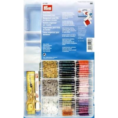 611982 Prym Пластиковая коробка для рукоделия