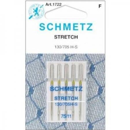 Игла schmetz стрейч ( 5х75 )