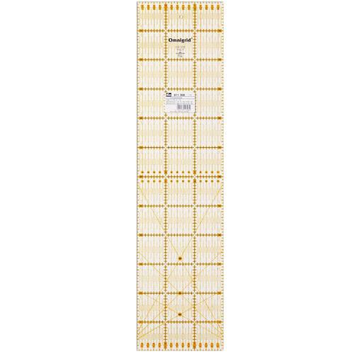 611308 Prym Линейка универсальная для печворка 15*60 см (угол) фото
