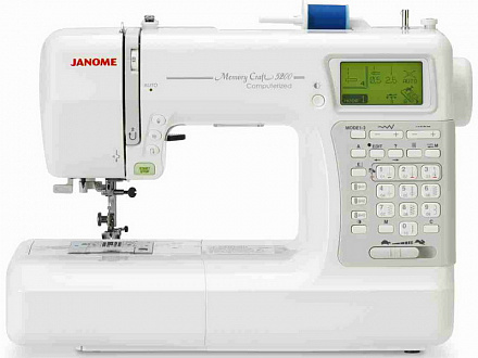 Janome MC 5200 (Memory Craft 5200 HC)